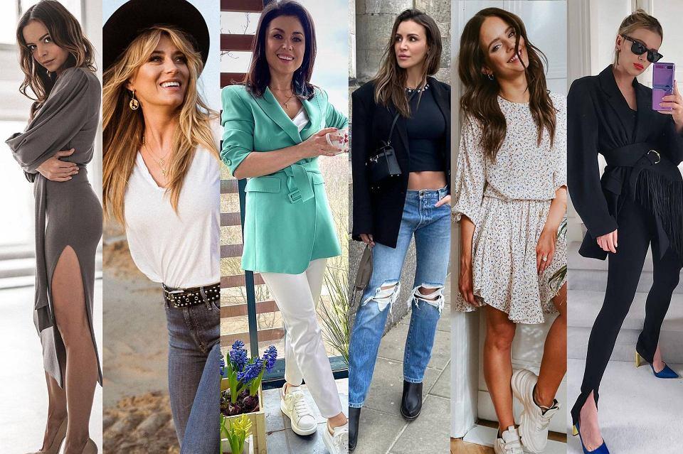 Anna Wendzikowska, Marcelina Zawadzka, Katarzyna Cichopek, Sara Boruc-Mannei, Olga Kalicka, Maffashion