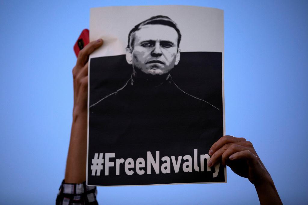 Rosja. Sąd nakazał organizacjom Aleksieja Nawalnego zawiesić działalność