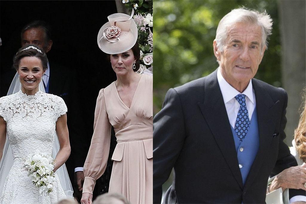 Skandal w rodzinie królewskiej? Teść siostry księżnej Kate przesłuchiwany w sprawie gwałtu na nastolatce
