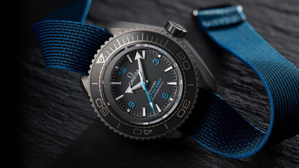 Zdjęcie numer 2 w galerii - Oto najgłębiej nurkujący zegarek na świecie