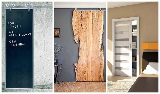 Różne rodzaje drzwi przesuwnych
