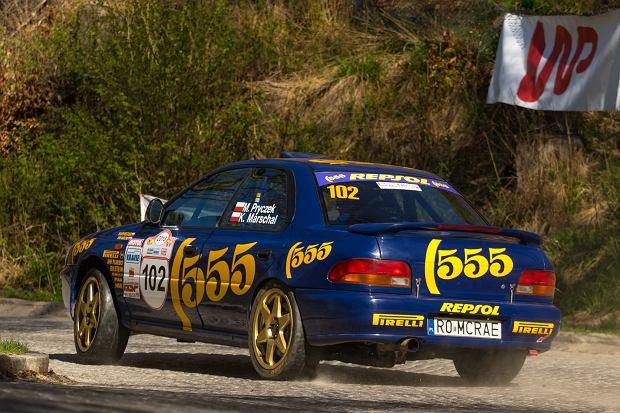 Pyrczek/Pryczek Subary Historic Rally Team
