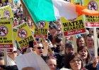 Irlandczycy po raz pierwszy od 150 lat muszą płacić za wodę. Tłumy protestują na ulicach