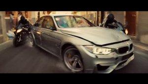 Mission: Impossible Rogue Nation   BMW M3 w jednej z głównych ról
