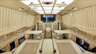"Larte Design Mercedes Klasy V ""Black Crystal"""