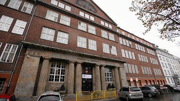 II Liceum Ogólnokształcące im. Mieszka I przy ul. H. Pobożnego, gdzie nauczał Lehmann