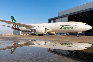 Lufthansa oferuje 500 milionów euro za samoloty i personel Alitalii