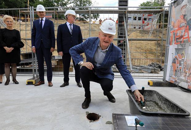 Zdjęcie numer 24 w galerii - Kamień węgielny pod Centrum Medycyny Weterynaryjnej UMK za 60 mln zł [GALERIA]