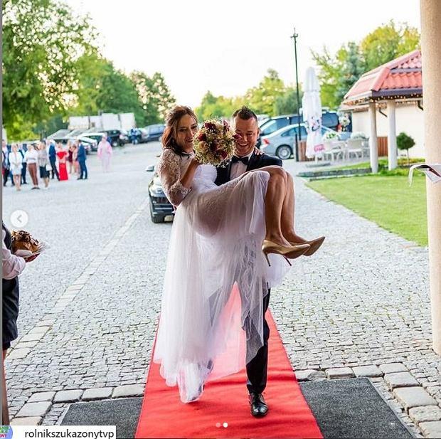Ślub 'Rolnik szuka żony'