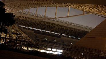 Stadion w Sao Paulo
