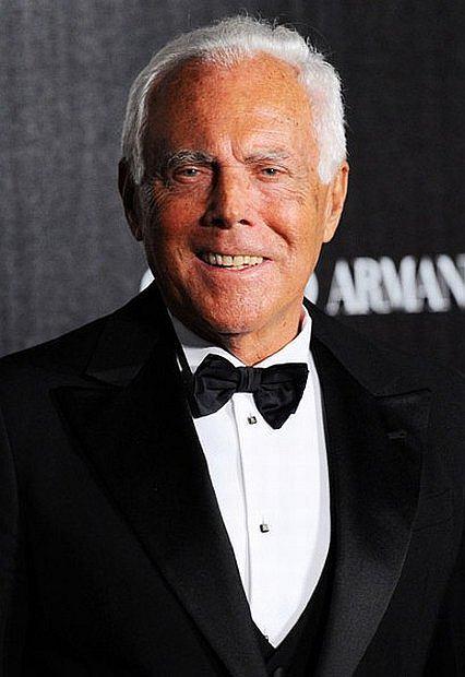 W 1975 roku założył późniejsze imperium mody  Giorgio Armani SpA