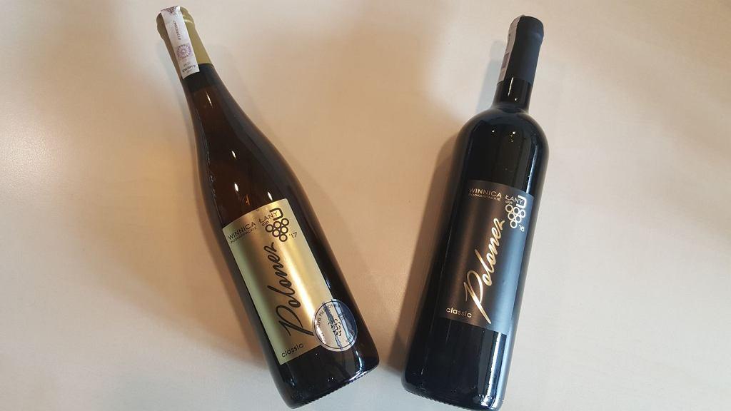 Wino Polonez w ofercie Biedronki