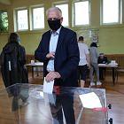 Gowin oddał głos w Krakowie
