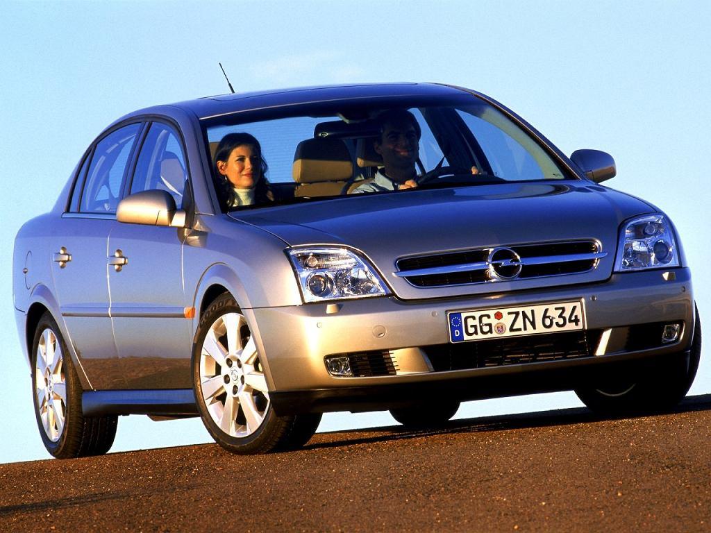 Opel Vectra C
