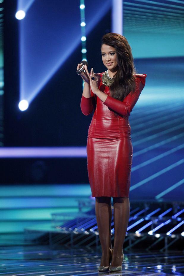 X Factor III, Live 04  Patricia Kazadi  Foto: Grzegorz Press