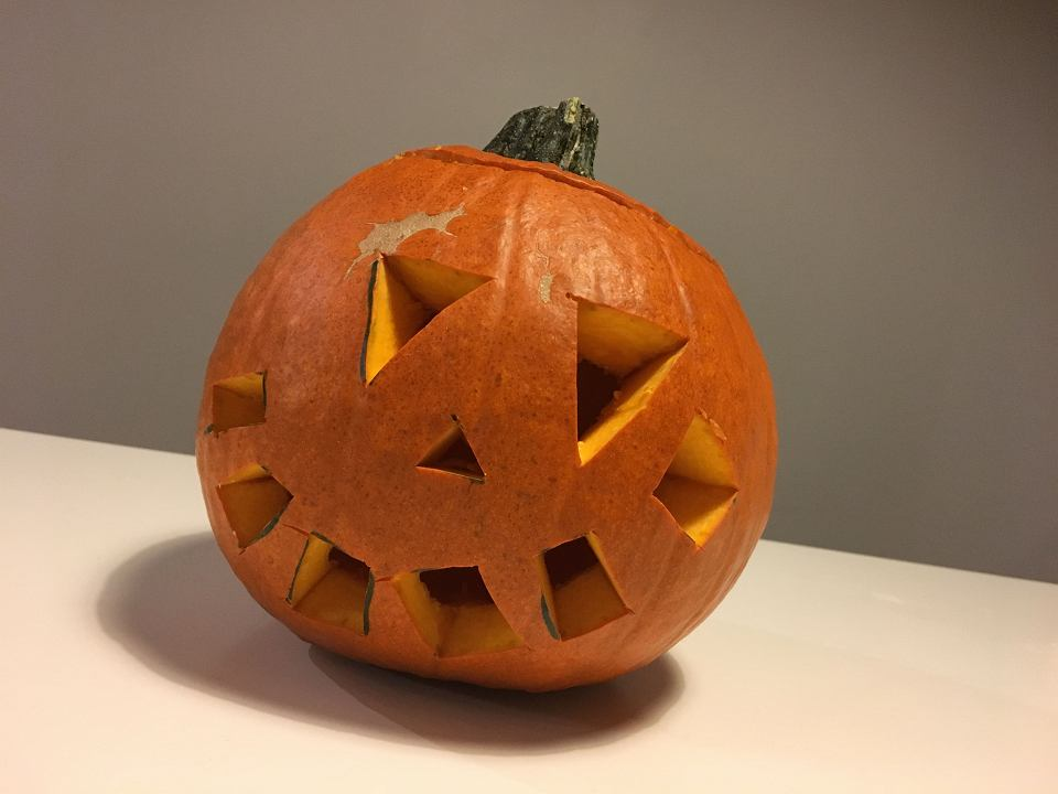 Dynia Na Halloween Jak Zrobić Straszny Lampion