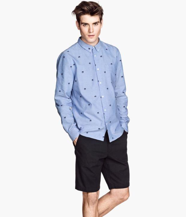 Wzór na koszulę idealną: nie tylko paski i krata