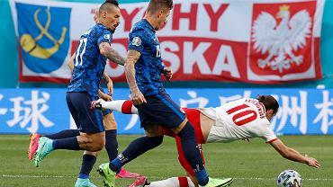 Polscy kibice nie mieli litości dla kadry Sousy. Zaczęli skandować już w pierwszej połowie