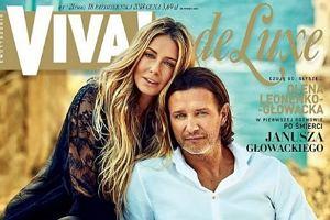 Małgorzata Rozenek i Radosław Majdan na okładce magazynu 'Viva!'