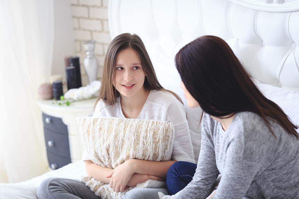 Szczera rozmowa z córką ważniejsza niż myślisz