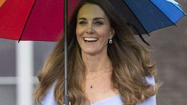 Księżna Kate na spotkaniu w Pałacu Kensington