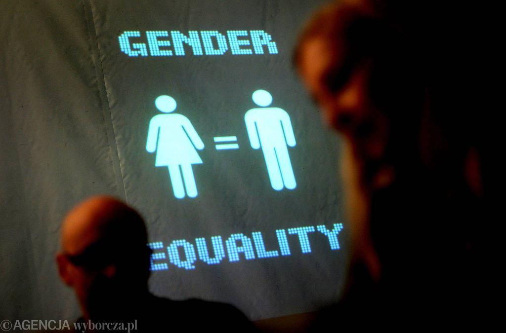 Wykład o gender w Lublinie