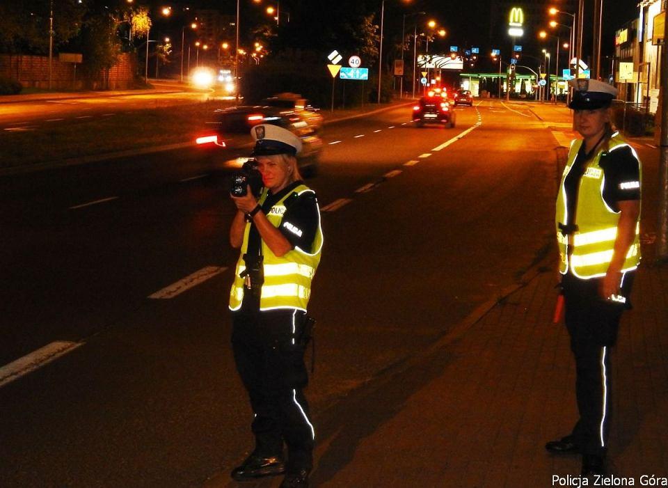 W miniony weekend zielonogórska policja prowadziła w mieście wiele nocnych patrolów i kontroli