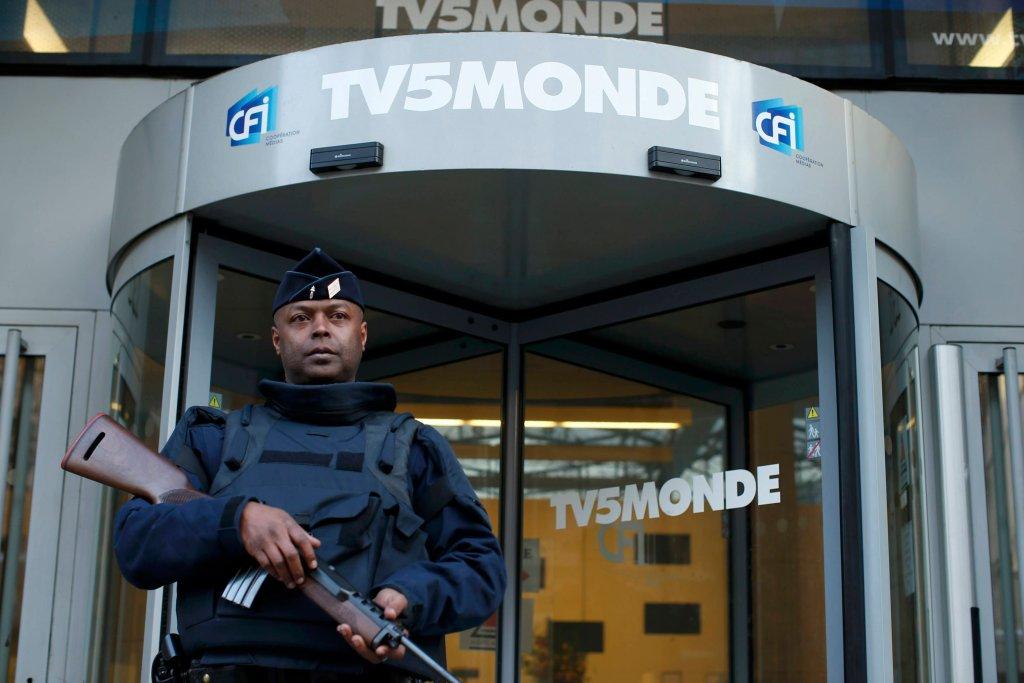 Policjant w Paryżu
