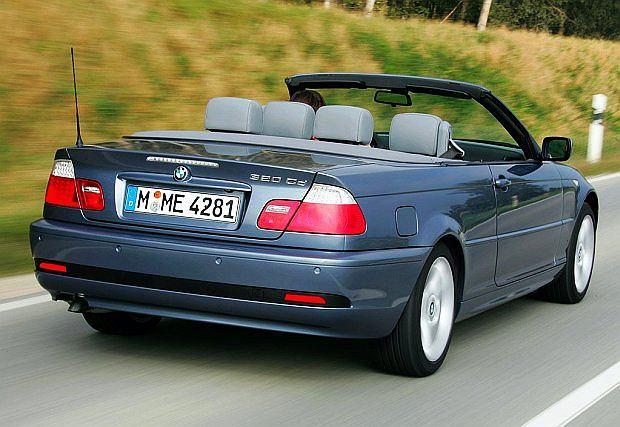 Pod koniec produkcji w kabriolecie i coupe również oferowane były jednostki wysokoprężne