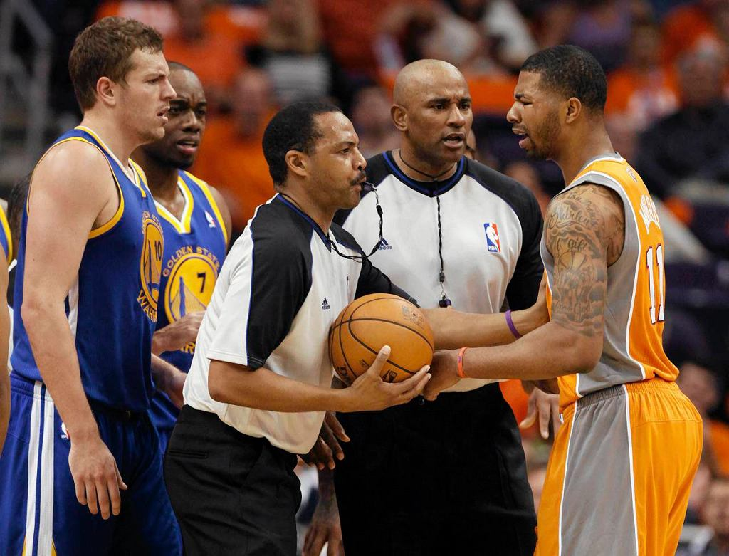 Phoenix Suns - Golden State Warriors