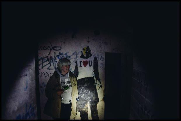 Dwoje tunelowych dziwaków, fot. Filip Chlebda
