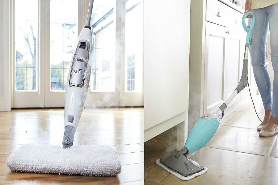 Mop parowy - ułatwia sprzątanie i cieszy się coraz większą popularnością