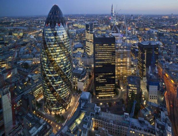 Londyn to jedno z najbardziej zatłoczonych miast