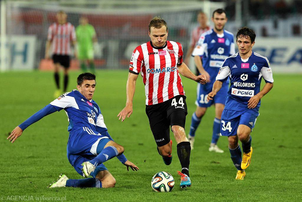 Cracovia - Ruch Chorzów 1:0