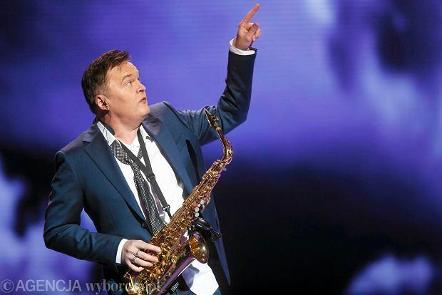 Robert Chojnacki wystąpił razem z  Andrzejem Piasecznym