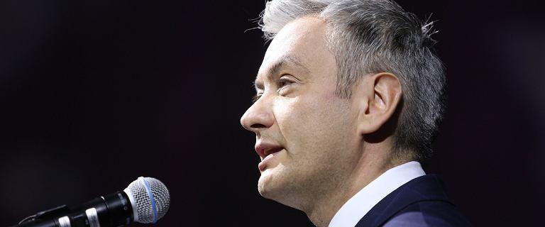 Robert Biedroń wystartuje do europarlamentu i do Sejmu