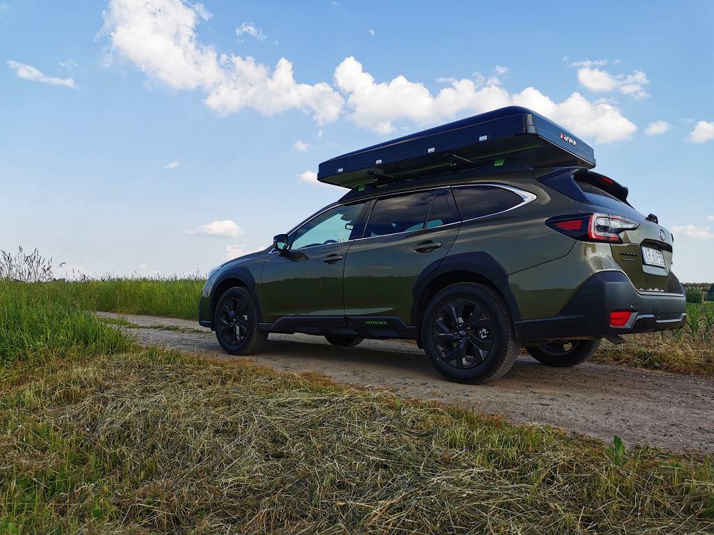 Subaru Outback i iKamper Skycamp 2.0