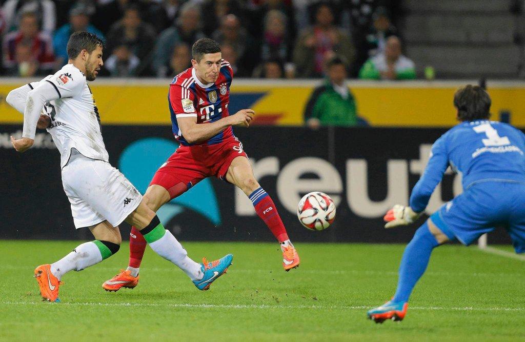Bundesliga. Borussia M. - Bayern 0:0