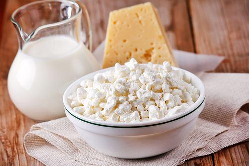 Biały ser dobry nie tylko na śniadanie