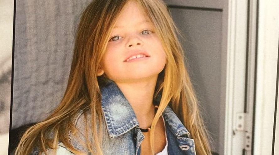 Najpiękniejsza dziewczynka świata ma już 20 lat. Jak teraz wygląda Thylane Blondeau? Bardzo się zmieniła? (zdjęcie ilustracyjne)