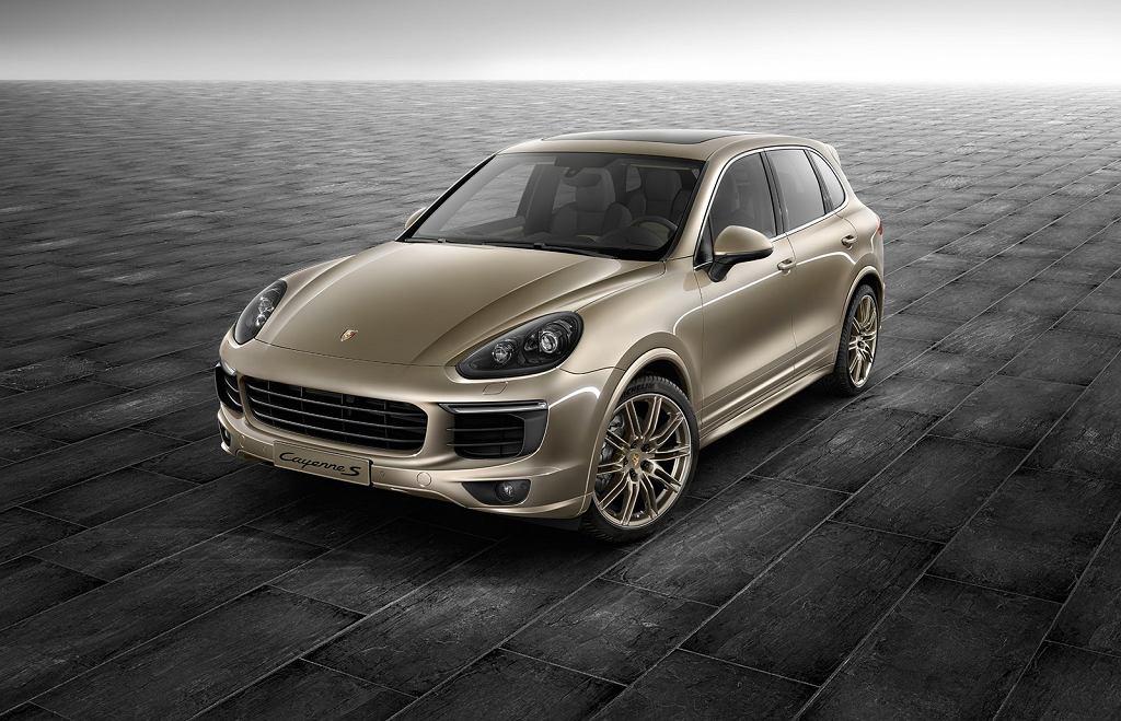 Porsche Cayenne S Exclusive