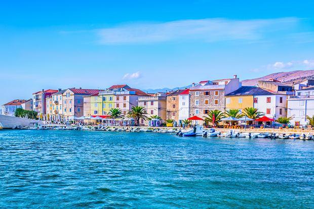 Chorwacja, wyspa Pag