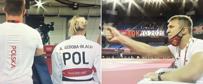 """Dyskwalifikacja! Trener Polki nie wytrzymał. """"Ta walka powinna trwać dalej!"""""""