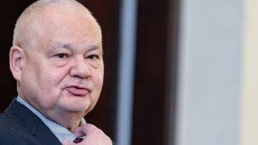 Prezes Narodowego Banku Polskiego, Adam Glapiński zdaje się zapominać o zwykłym Kowalskim