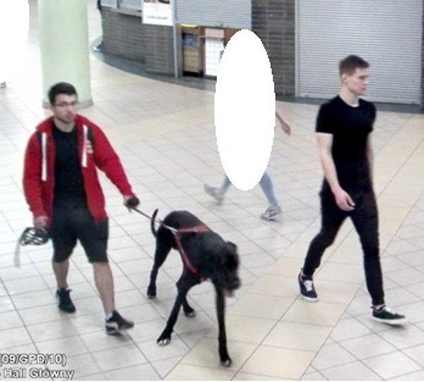 Osoby poszukiwane w związku z pobiciem przy Dworcu Wileńskim