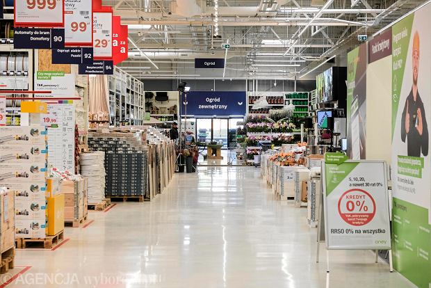 Zdjęcie numer 48 w galerii - Nowy rzeszowski hipermarket Leroy Merlin otwarty od czwartku. 13 działów, 36 tys. produktów [ZDJĘCIA]