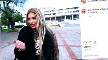 Była modelka Playboya chce zostać prezydentką Chorwacji