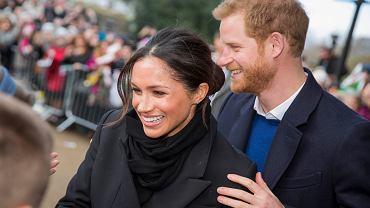 Książę Harry żartuje z Meghan Markle