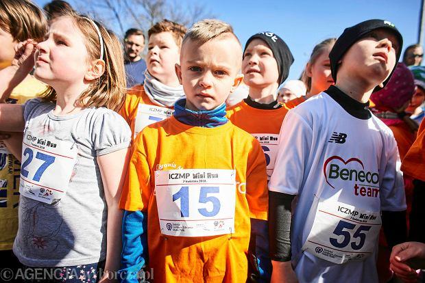 Zdjęcie numer 128 w galerii - Otwarcie sezonu biegowego w Łodzi.