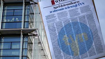 Apel dziennikarzy ws. zmian w ustawie o radiofonii i telewizji